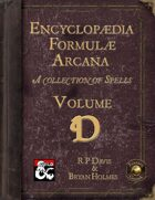 Encyclopaedia Formulae Arcana - D (Fantasy Grounds)