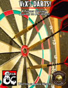 VeX's Darts! (Fantasy Grounds)