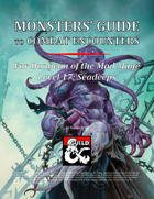Monsters' Guide to Combat Encounters for Waterdeep: Dungeon of the Mad Mage. Level 17.