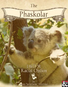 Phaskolar - A Koala Race for D&D 5e