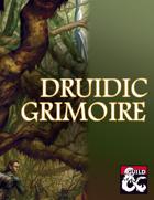 Druidic Grimoire (5e)