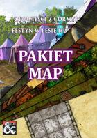 Festyn w Lesie Hullack - Pakiet Map
