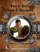 Book of Races: Yuan-ti Halfblood