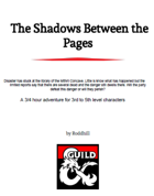 The Shadows Between Pages