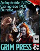 Adaptable NPCs Complete [BUNDLE]
