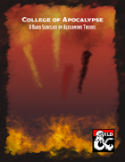 Bard College of Apocalypse