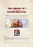 Tinker Emporium Vol. 2 - Uncommon Items