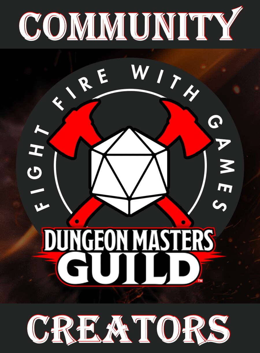 Fight Fire with Games - Community Creators [BUNDLE]