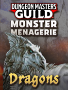 Monster Menagerie: Dragons [BUNDLE]