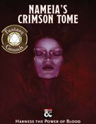 Nameia's Crimson Tome (Fantasy Grounds)