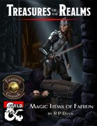 Treasures of the Realms - Magic items & Weapons of Faerûn (Fantasy Grounds)