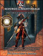 Scourge of the Nightingale: Part 2 A Song of Revenge (Fantasy Grounds)