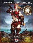 Scourge of the Nightingale - The Complete Saga (Fantasy Grounds)