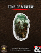 Tome of Warfare (Fantasy Grounds)