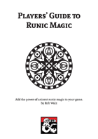 Player's Guide to Runic Magic