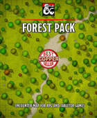 Forest Pack (battlemaps)