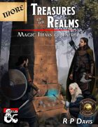 MORE Treasures of the Realms! (Fantasy Grounds)