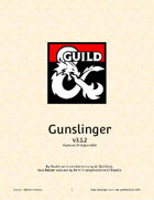 Full-Sized Gunslinger for 5E