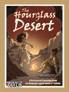 The Hourglass Desert