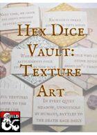 Hex Dice Vaults: Texture Art