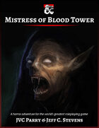 Mistress of Blood Tower - Adventure