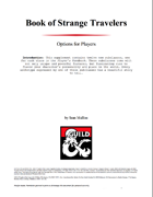 Book of Strange Travelers