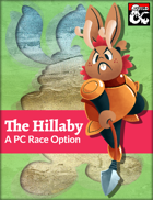 Hillabies (Playable Rabbit Folk Race)