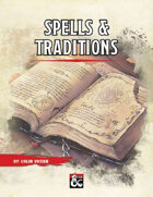 Spells and Traditions