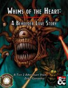 Whims of the Heart (Fantasy Grounds)