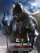 Adaptable NPCs II (Fantasy Grounds)