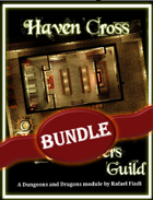 Haven Cross [BUNDLE]