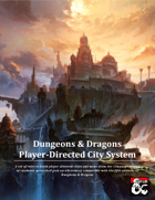 Player-Directed City System