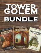 The Tower Golem Saga [BUNDLE]