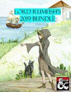 Lord Rumfish's 2019 Bundle [BUNDLE]