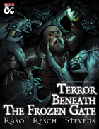 Terror Beneath The Frozen Gate