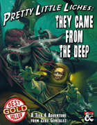 Cover of They Came From the Deep