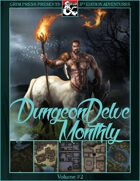 Dungeon Delve Monthly - February 2020