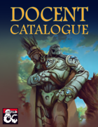 Docent Catalogue (5e)