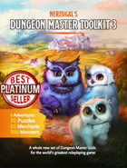 Nerzugal's Dungeon Master Toolkit 3