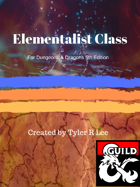 Elementalist Class