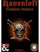Ravenloft Creature Feature (Fantasy Grounds)