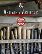 Artisan's Artifacts - Magical Tools for Adventurers' with side-gigs!