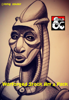 Warforged Stock Art