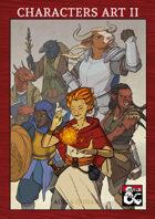 Characters Stock Art II