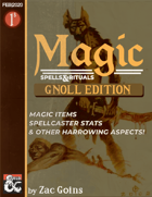MAGIC: Gnoll Edition