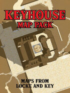 Locke and Key - Keyhouse Maps