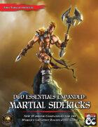 D&D Essentials Expanded: Martial Sidekicks (Fantasy Grounds)