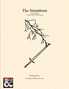 The Stormborn Class