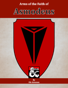 Arms of the Faith of Asmodeus