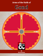 Arms of the Faith of Gond